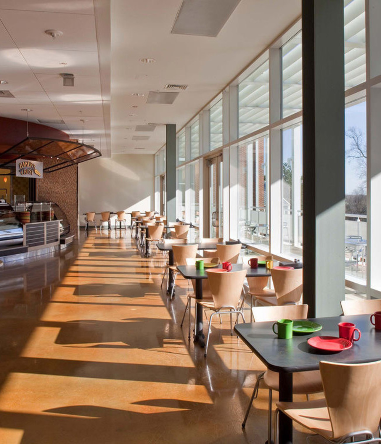 Dine On Campus At Washington College Hodson Dining Hall