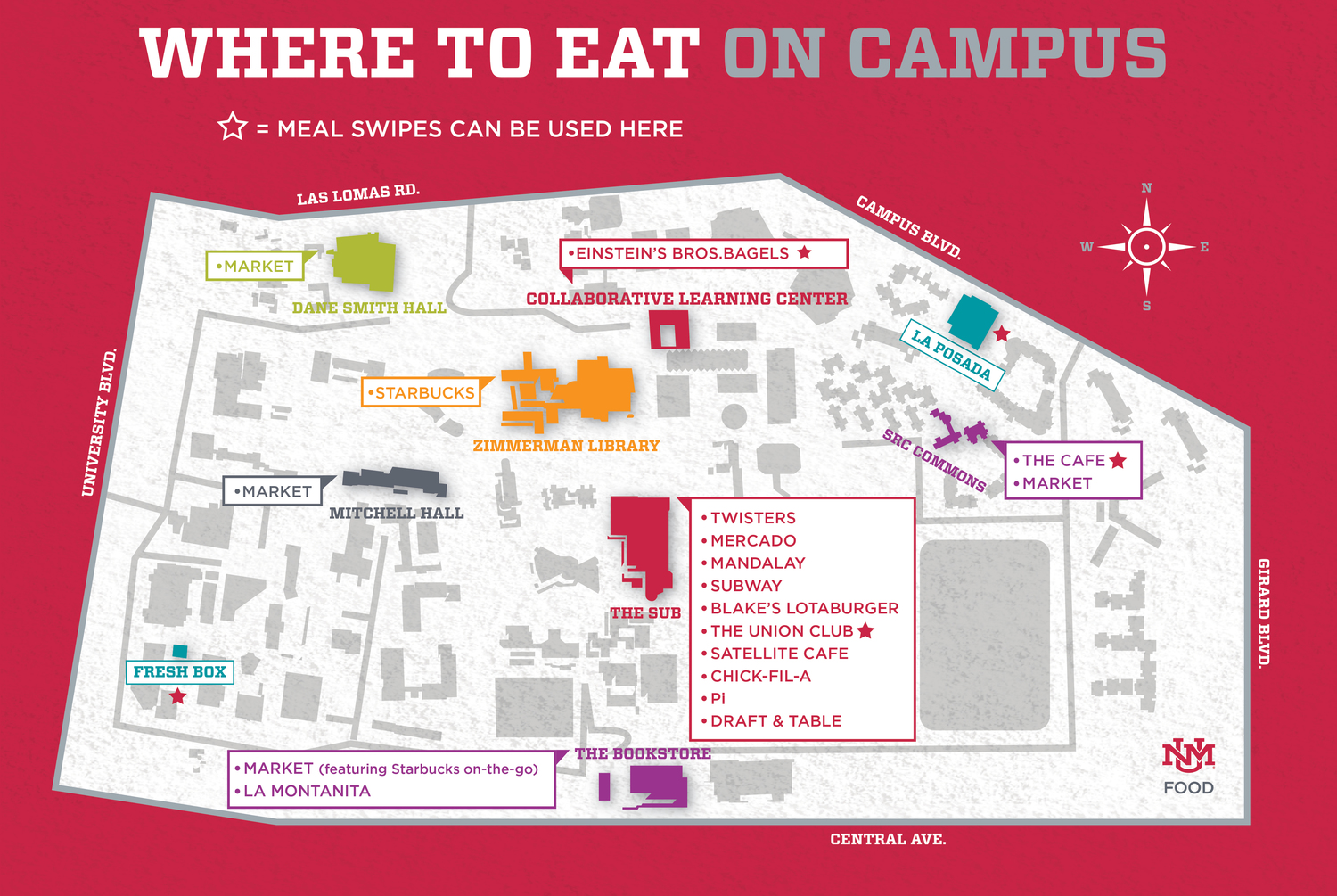 Dine On Campus at University of New Mexico
