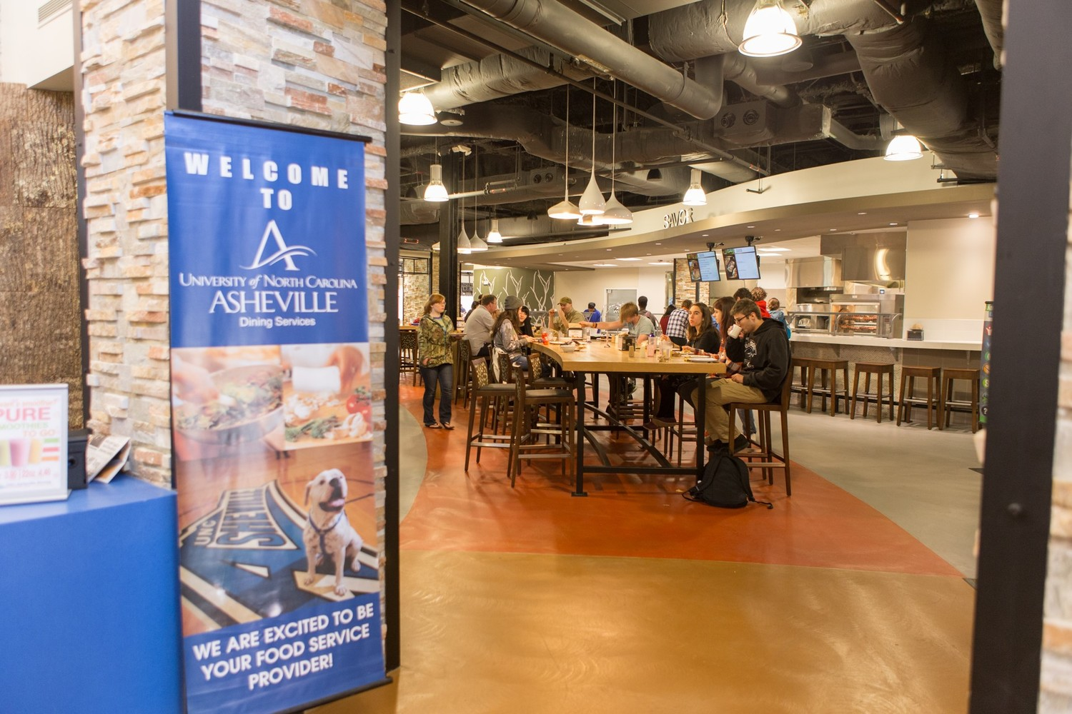 Dine On Campus at UNC - Asheville